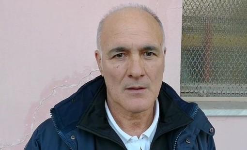 Alfredo Bencardino, allenatore dell'Imperia