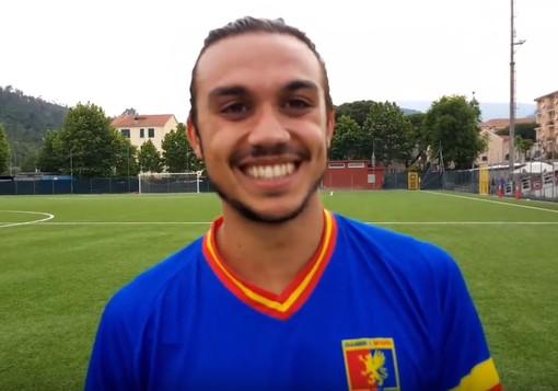 Calciomercato. Alassio FC, grande colpo in mediana: preso Alessandro Greco