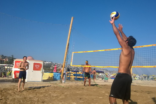 Beach Volley. Città di Sanremo 'Trofeo Amoretti e Gazzano': nel pomeriggio l'atto conclusivo