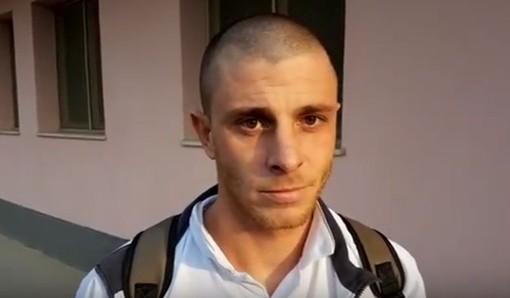 Giuseppe Bertuccelli, attaccante del Valdivara