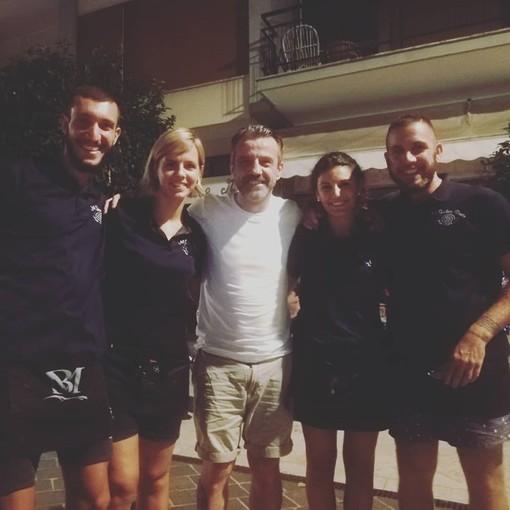Calcio. Al 'Solito Posto' di Diano Marina arriva l'ex stella di Fiorentina e Sampdoria Francesco Flachi (foto)