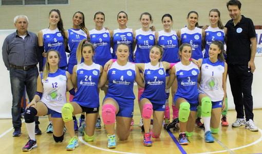 Pallavolo, Serie C. La Maurina Volley Strescino vince in trasferta 0 a 3 contro il Fanball Sp