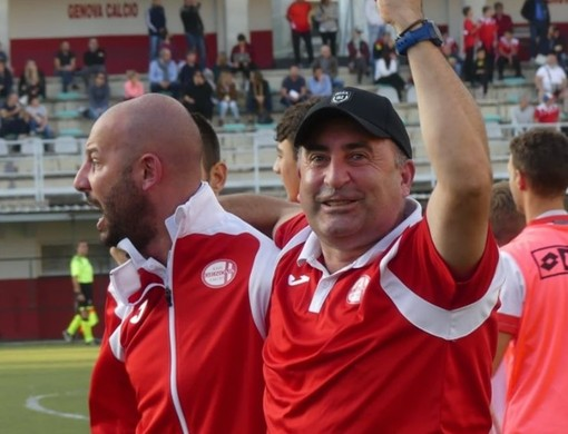Calcio, Eccellenza: la Genova Calcio cambia, è separazione con mister Corrado