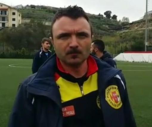 Ghione, allenatore del Celle Ligure