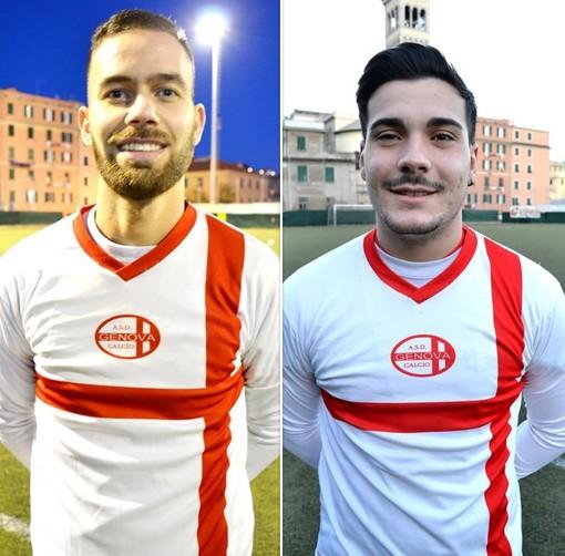Calciomercato Eccellenza. Genova Calcio: confermati Ilardo e Giambarresi