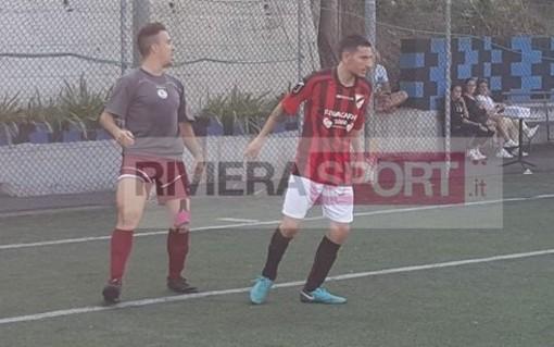 Lorenzo Franzone, uomo in più dell'Atletico Argentina