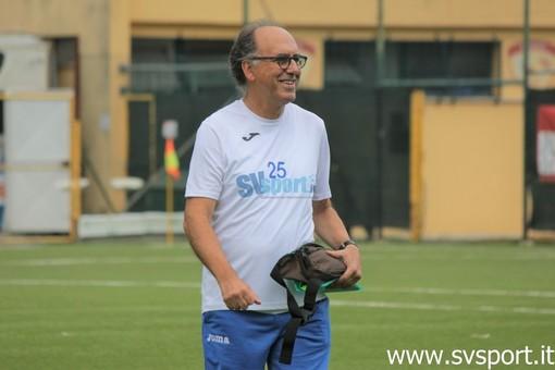 Calcio, Cairese. Ora è ufficiale, Beppe Maisano non guiderà i gialloblu nella prossima stagione