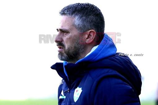 Massimo Costantino, allenatore della Sanremese