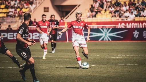Monaco - Nimes, una fase di gioco (foto tratta dal sito dell'AS Monaco)