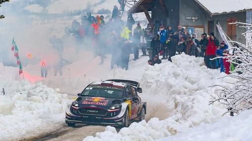 Scatta il Rally di Monte Carlo: questa mattina shakedown e le due stages notturne