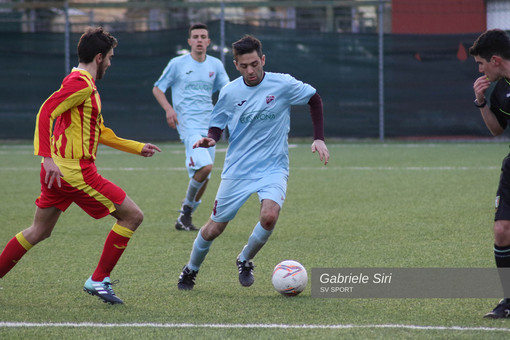 Partite molto interessanti nella Coppa Liguria Seconda Categoria