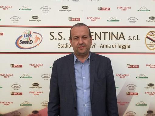 Stefano Ragazzoni, Direttore Generale dell'Argentina Arma