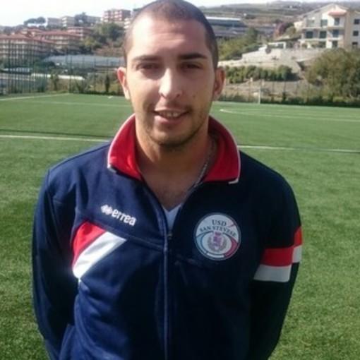 Tommaso Valenzise, per quattro stagione ha vestito la maglia della Sanstevese