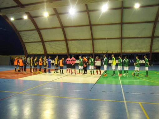 Calcio a 5 maschile. Grande appuntamento per venerdì al PalaRoja di Roverino: in campo Airole FC e Imperia