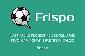 Genera Calendario Calcio.Arriva Frispo L Applicazione Pensata Per Gestire I Tornei