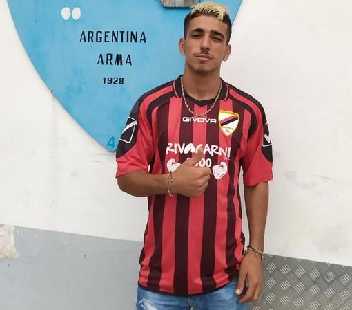 Mouez Guirat, attaccante dell'Atletico Argentina