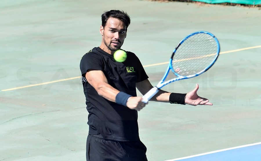 Tennis. ATP Shanghai: buona la prima per Fabio Fognini che si ...