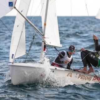 Vela. Yacht Club Sanremo, un Natale tutto d'oro per Cilli e Mantero