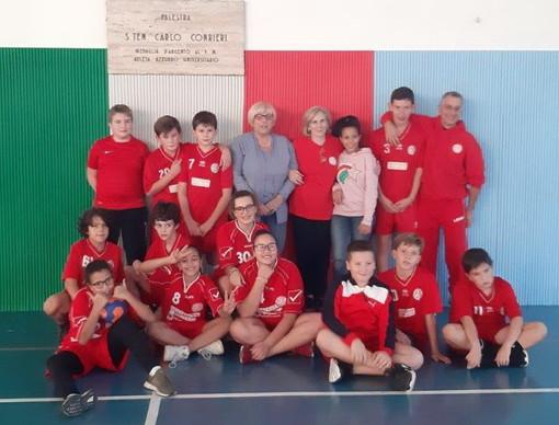 Pallamano: l'Under 13 maschile dell'Abc Bordighera domani ad Imperia nel match valido per il campionato francese