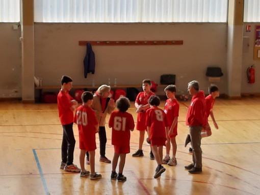 Pallamano: trasferta vittoriosa a Villefranche per l'Under 13 maschile  dell'Abc nel dipartimentale francese
