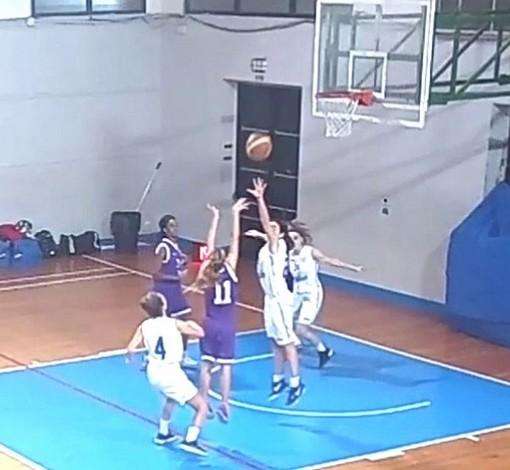 Basket. Il fine settimana del Blue Ponente: gli highlights del match di Serie C contro l'Auxilium (VIDEO)