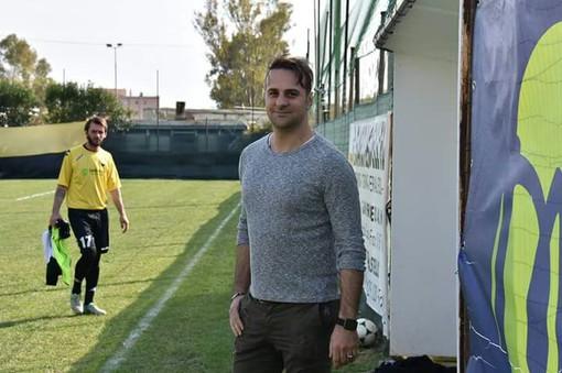 Alessandro Mottola è tornato sulla panchina del Cervo FC