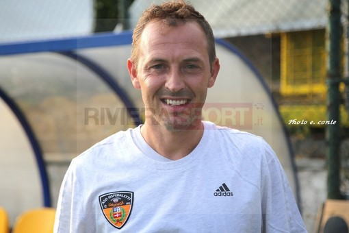 L'esperto centrocampista Andrea Moraglia