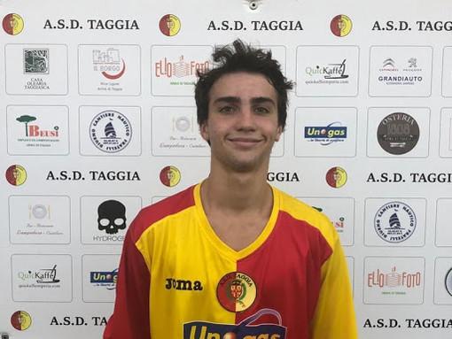 Andrea Salmaso, talento del Taggia