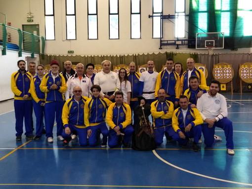 Tiro con l'Arco: grande successo per il 27° trofeo dell'Epifania disputato a San Bartolomeo al Mare