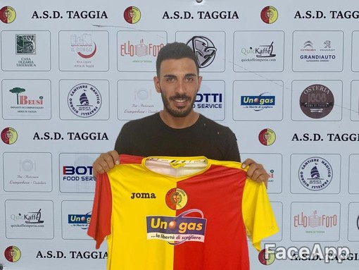 Armando Miceli, prima stagione al Taggia