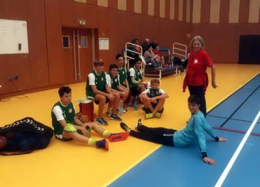 Pallamano: beffardo esordio a Monaco per l'Under 17 maschile dell'Abc Bordighera nel campionato dipartimentale francese