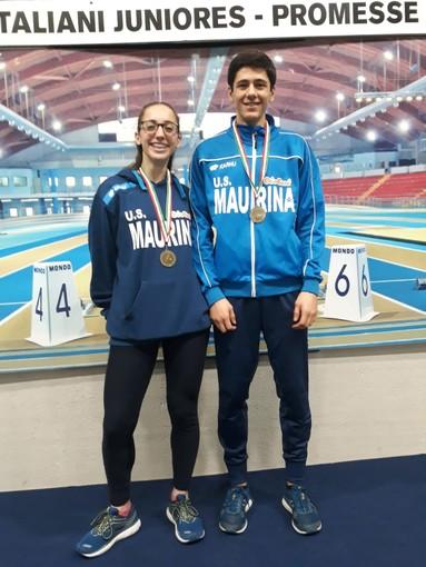 Atletica. Maurina Olio Carli Imperia, Chiara Smeraldo e Matteo Olivieri sono medaglia di bronzo ai Campionati Italiani Juniores di Ancona