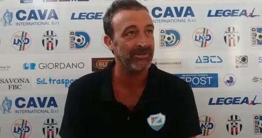 Alessandro Lupo, allenatore della Sanremese