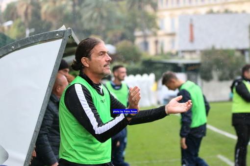Alberto Baldisserri, ex allenatore della Sanremese
