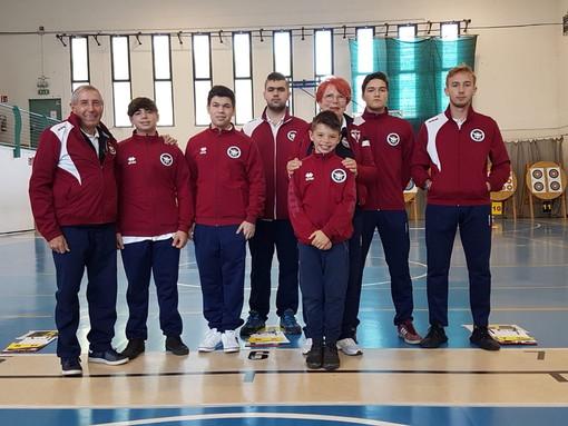 Tiro con l'arco: i giovani dell'Archery Club Ventimiglia al 'Trofeo Giovani' e al 'Trofeo Amicizia'