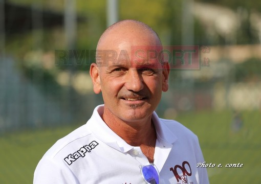Andrea Caverzan, pronto a diventare il nuovo allenatore dell'Ospedaletti