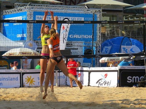 Beach Volley. Grande ritorno a Diano Marina con la tappa del Circuito Italiano di Serie B1 Open femminile