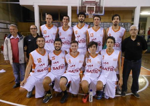 """Basket, Serie C Silver. BC Ospedaletti, grande vittoria sul parquet del Pegli (77-66). Coach Lupi: """"Buona partita di tutta la squadra"""""""