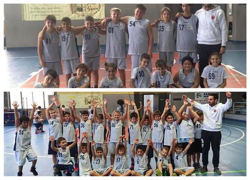 Pallacanestro: prime partite di campionato ieri per gli Aquilotti del Bki Imperia contro l'Olimpia Taggia