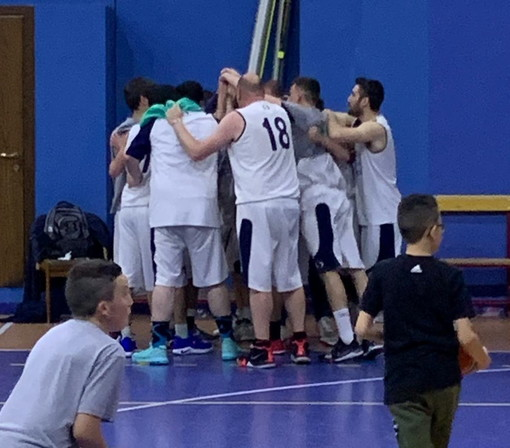 Pallacanestro: il Bki Imperia pareggia il conto nei quarti di finale play-off del campionato di Promozione