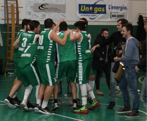 Basket, Serie D. Bvc Sanremo cade in trasferta: l'Auxilium Genova passa 76-62