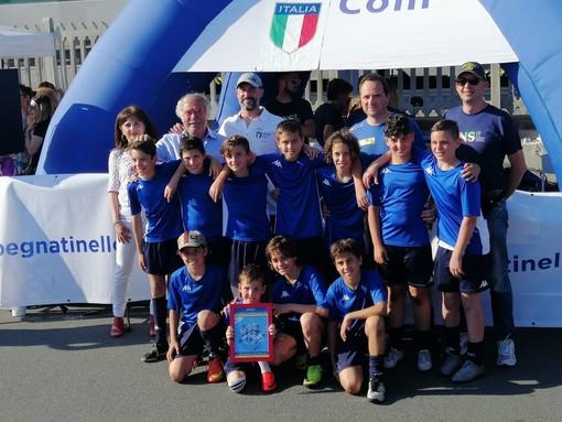 Calcio giovanile: dopo un po' di vacanza riprende l'attività del Sant'Ampelio, mini camp ad Ormea