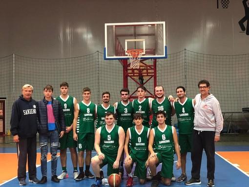 Nel Campionato basket Promozione, Bvc Sanremo sconfitto in casa dal Rivarolo