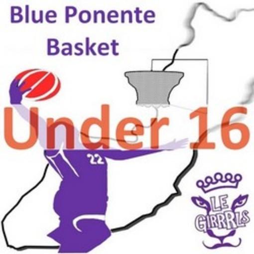 Basket. Blue Ponente, momento agrodolce per la formazione Under 16 femminile