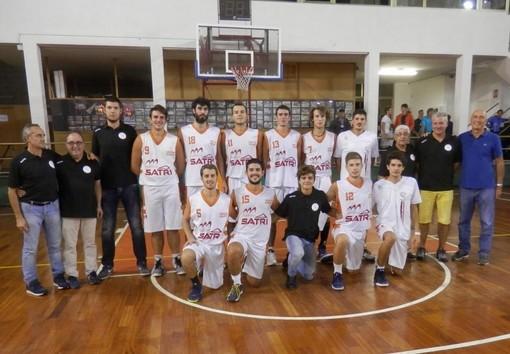 Basket: Sconfitta per il BC Ospedaletti contro CUS Genova nei quarti dei playoff della Serie C Silver