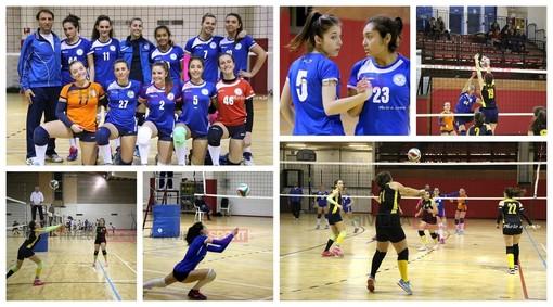 Volley, Prima Divisione femminile. Bordivolley supera il Riviera Volley: gli scatti del match (FOTO)