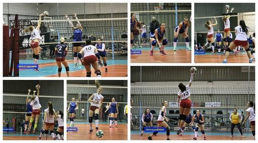 Volley femminile. Serie D, riviviamo la vittoria della NLP Sanremo negli scatti di Fabio Pavan (FOTO)