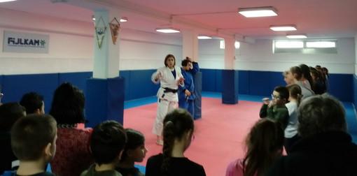Oltre 200 alunni dell'Istituto Comprensivo 'Biancheri' a scuola di judo con lo JC Ventimiglia