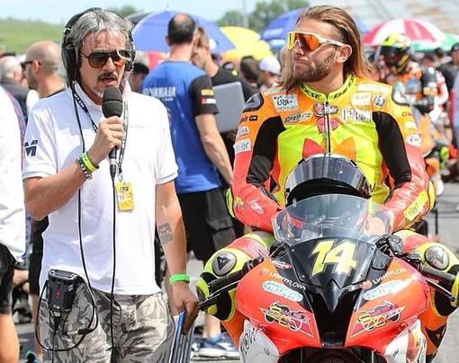 """Motori. Un Christian Napoli sfortunato è solo sesto a Misano: """"Peccato non aver onorato la Pole Position con una gara agli stessi livelli"""""""