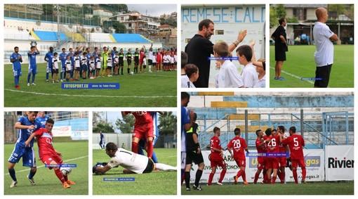 Calcio, Serie D. Sanremese e Folgore Caratese è 1-1: le più belle immagini scattate da Fabio Pavan (FOTO)